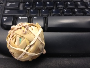 Decent Luck Rubber Band Ball